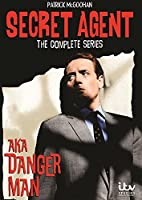 Secret Agent: Complete Series [DVD] [Import]