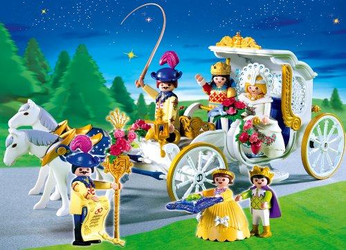 PLAYMOBIL® 4258 - Königliche Hochzeitskutsche