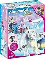 PLAYMOBIL 9473 イエティとソリ マジックシリーズ