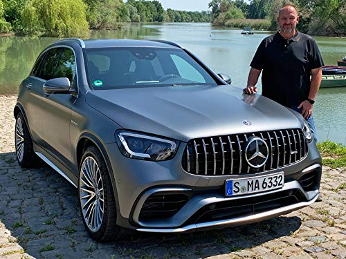 GLC 63 s - Top Version des Facelift
