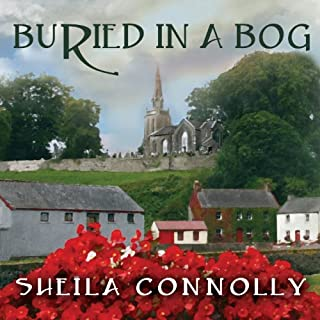 Buried in a Bog     County Cork Mystery Series, Book 1              By:                                                                                                                                 Sheila Connolly                               Narrated by:                                                                                                                                 Amy Rubinate                      Length: 7 hrs and 38 mins     510 ratings     Overall 4.1