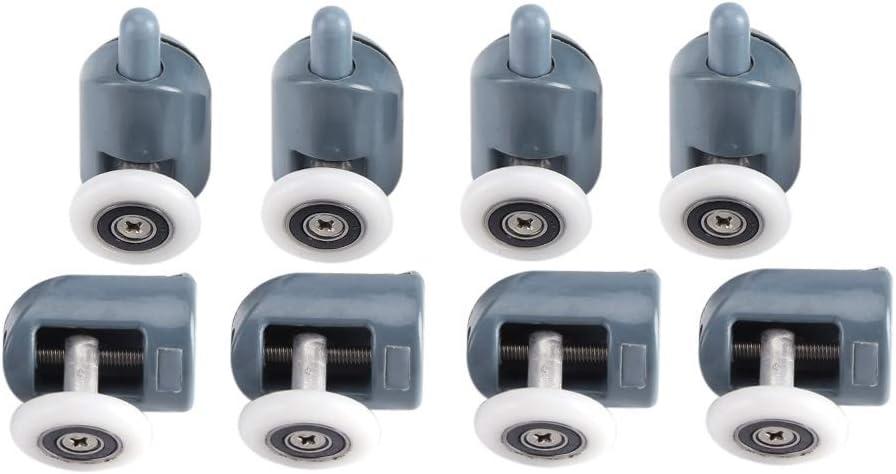 Shower Door Sale item Rollers 8pcs depot Bottom Twin Sh Top