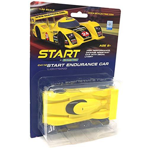 Scalextric Start C4112 Start Endurance Lightning Car