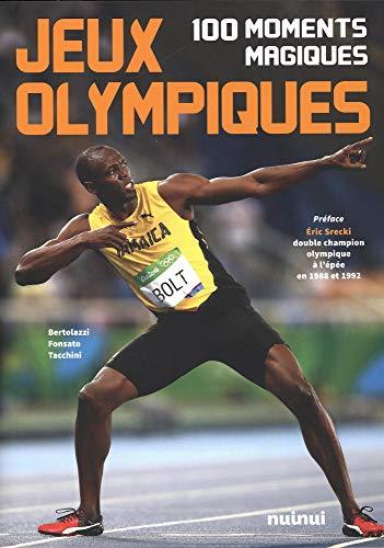 pas cher un bon Jeux olympiques – 100 moments magiques
