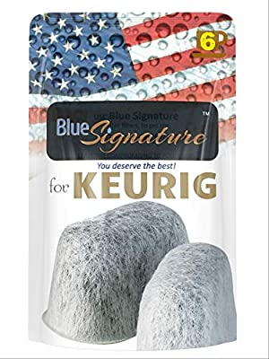 Keurig coffee filters compatible by Blue Signature Premium