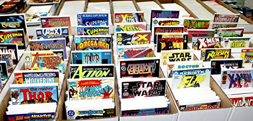 Comic Books Gift Pack - 20 Comic...