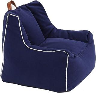ZhaoLiRuShop Canapé Enfants Enfants Sac de Haricots Chaise Chambre Chambre à Coucher Enfants Canapé Chaise garçon et Fille...