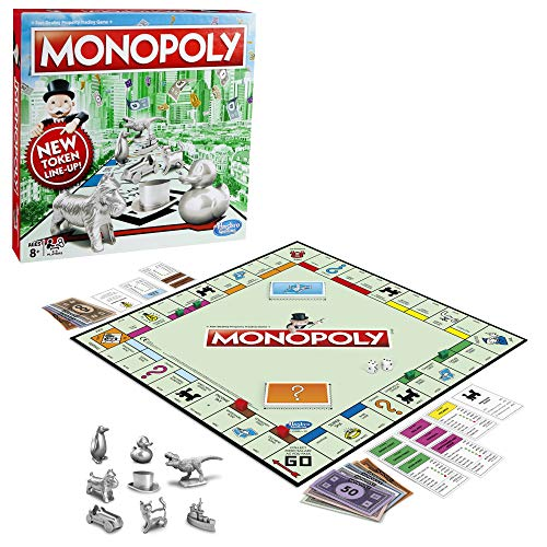 Hasbro Gaming Monopoly Classic Game