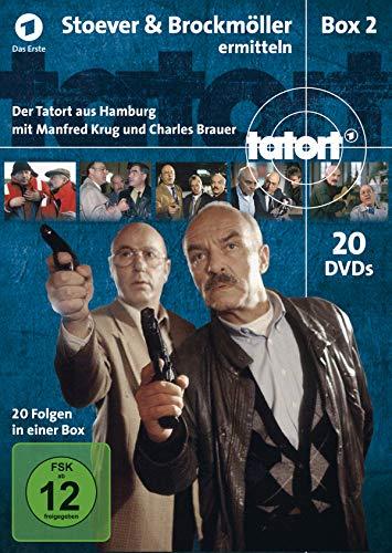 Tatort - Stoever & Brockmöller ermitteln - Box 2 (20 DVDs)