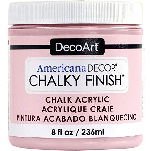 Deco Art ADC-05 Americana Chalky Finish Paint, 8-Ounce, Innocence