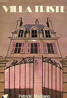 Villa triste (Club pour vous Hachette)