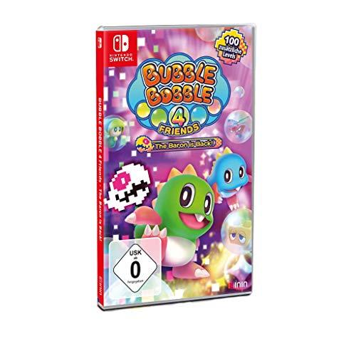 Bubble Bobble 4 Friends: The Baron is Back! - [Nintendo Switch]