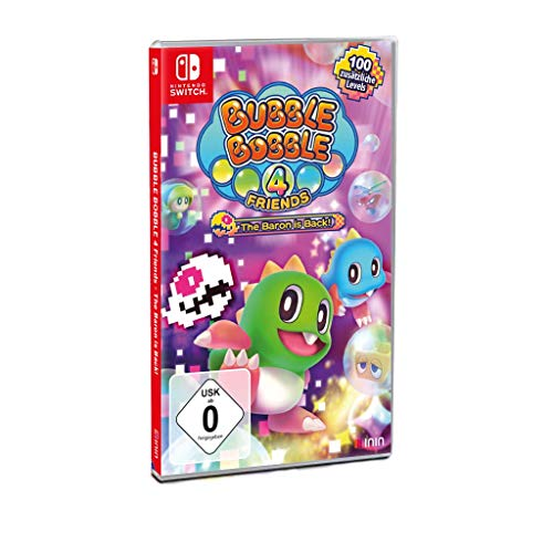 Bubble Bobble 4 Friends: The Baron is Back! - [Nintendo Switch]