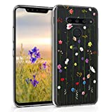 kwmobile TPU Silicone Case Compatible with LG G8s ThinQ -