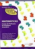 Cuerpo de Profesores de Enseñanza Secundaria. Matemáticas. Temario Vol. II.: 2 (Profesores Eso 2012 (cep))