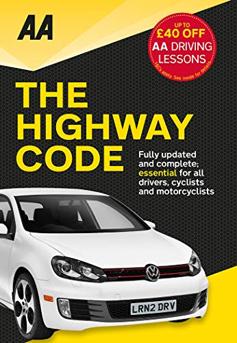 Aa The Highway Code Essential For All Drivers Aa Driving Test Series
