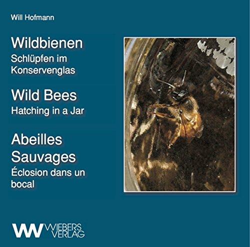 Wildbienen | Wild Bees | Abeilles Sauvages: Schlüpfen im Konservenglas | Hatching in a Jar | Éclosion dans un bocal
