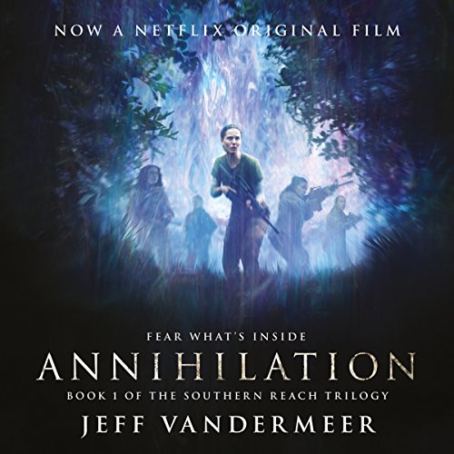 Annihilation     Southern Reach Trilogy, Book 1              By:                                                                                                                                 Jeff VanderMeer                               Narrated by:                                                                                                                                 Carolyn McCormick                      Length: 6 hrs     476 ratings     Overall 3.8