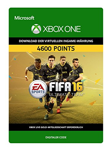 FIFA 16 4,600 FIFA Points [Xbox One - Download Code]