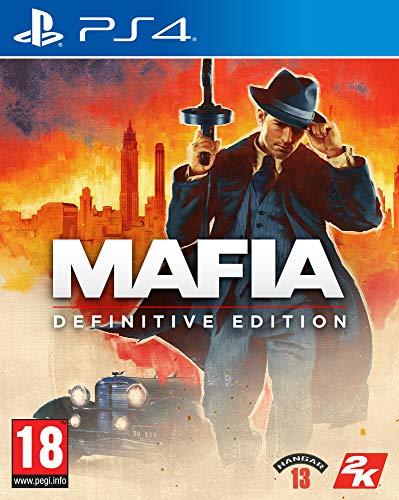 Mafia : Definitive Edition (PS4)