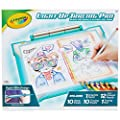 Crayola Light Up Tracing Pad Teal, Amazon Exclusive, Kids Toys, Ages 6, 7, 8, 9, 10
