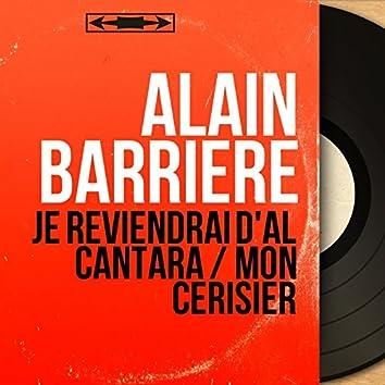 Je reviendrai d'Al Cantara / Mon cerisier (feat. Jean Claudric et son orchestre) [Mono Version]