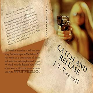 Catch and Release audiobook cover art