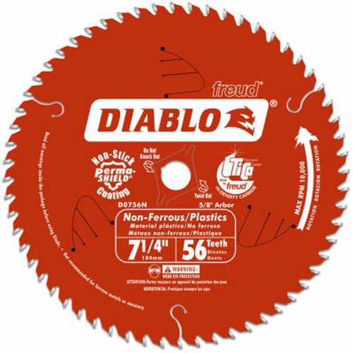 Diablo D0756N Cutting Saw Blade