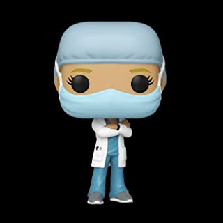 Funko Pop! Heroes: Front Line Worker- Female Hospital Worker #1