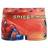 Marvel Avengers Spiderman - Costume da Bagno Pantaloncino Boxer Mare Piscina - Bambino - Prodotto Originale con Licenza Ufficiale [1747 Blu Royal - 3 A - 98 cm]