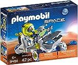 PLAYMOBIL- Vehículo Espacial Juguete, Multicolor (geobra Brandstätter 9491)