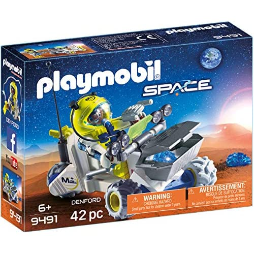 Playmobil Space 9491 - Mezzo Leggero di Esplorazione, dai 6 anni