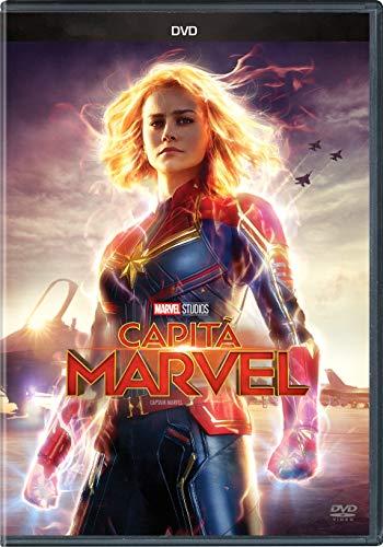 Capitã Marvel [DVD]