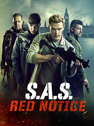 S.A.S. Red Notice (4K UHD)