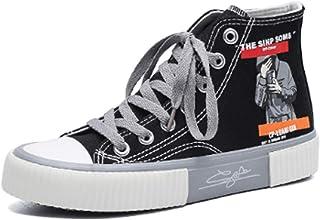 ZOSYNS Canvas canvas damesschoenen, voor meisjes, ademende outdoorschoenen, wandelschoenen, platte schoenen, maat 35-44