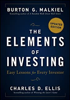 The Elements of Investing: Easy Lessons for Every Investor (English Edition)
