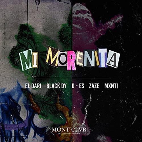 Mont Club feat. D-ES, Zaze, Black Dy, Mxnti & el dari