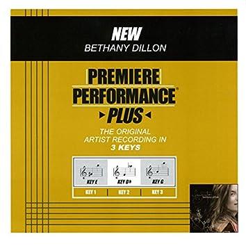 Premiere Performance Plus: New