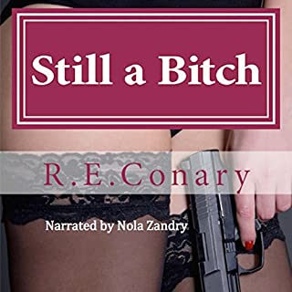 Still a Bitch audiobook cover art