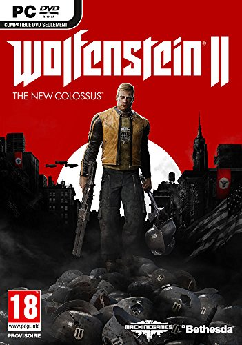 puissant Wolfenstein II: nouveau colosse