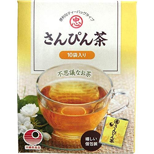 比嘉製茶 さんぴん茶 ティーバッグ(10袋入り)