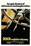 Close Up 2001 A Space Odyssey Poster (68,5cm x 101,5cm) + 1