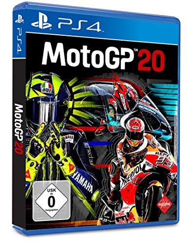 MotoGP20 VIP Edition (Playstation 4) [Limited Edition] (exklusiv bei Amazon.de)
