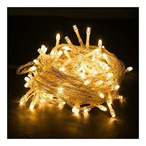 ASKLKD Cadena de 8 LED de la luz de Hadas Modos de...