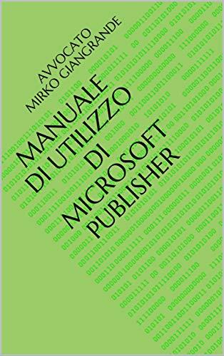 Manuale di utilizzo di Microsoft Publisher
