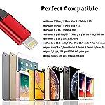 Cavo-iPhone-18M-Certificato-MFi-Carica-Rapida-Caricabatterie-iPhone-Treccia-Lungo-Ricarica-Caricatore-Cavo-Lightning-per-iPhone-12-Pro-Max-Mini-11-X-XS-XR-8-7-6s-Plus-6-5-5s-5c-SE-2020-iPad-iPod