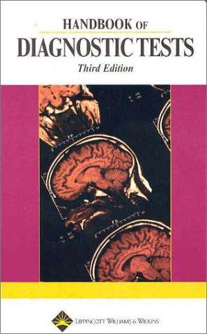 Handbook of Diagnostic Tests