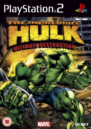 The Incredible Hulk : Ultimate Destruction (PS2)
