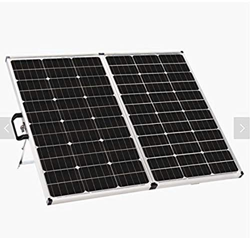 Zamp Solar Legacy Series 140-Watt Unregulated Portable Solar Panel and Carrying Case...