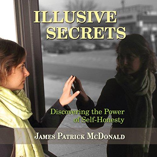 Illusive Secrets audiobook cover art